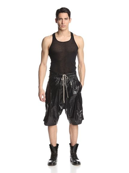 Trash Bag Shorts