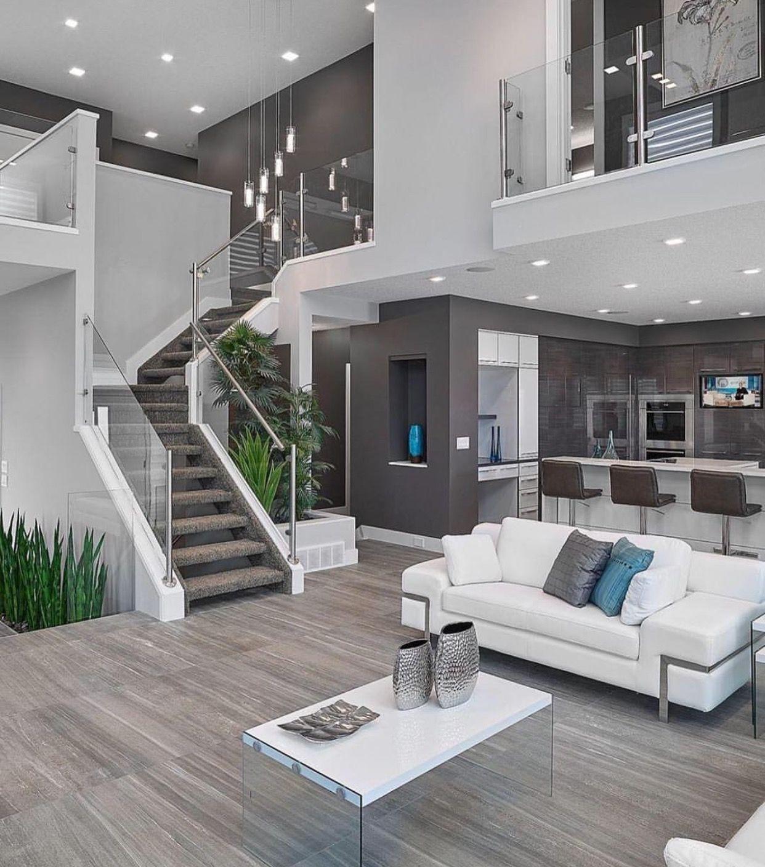 Højt til loftet og at der er plads. | interior designs | Pinterest ...