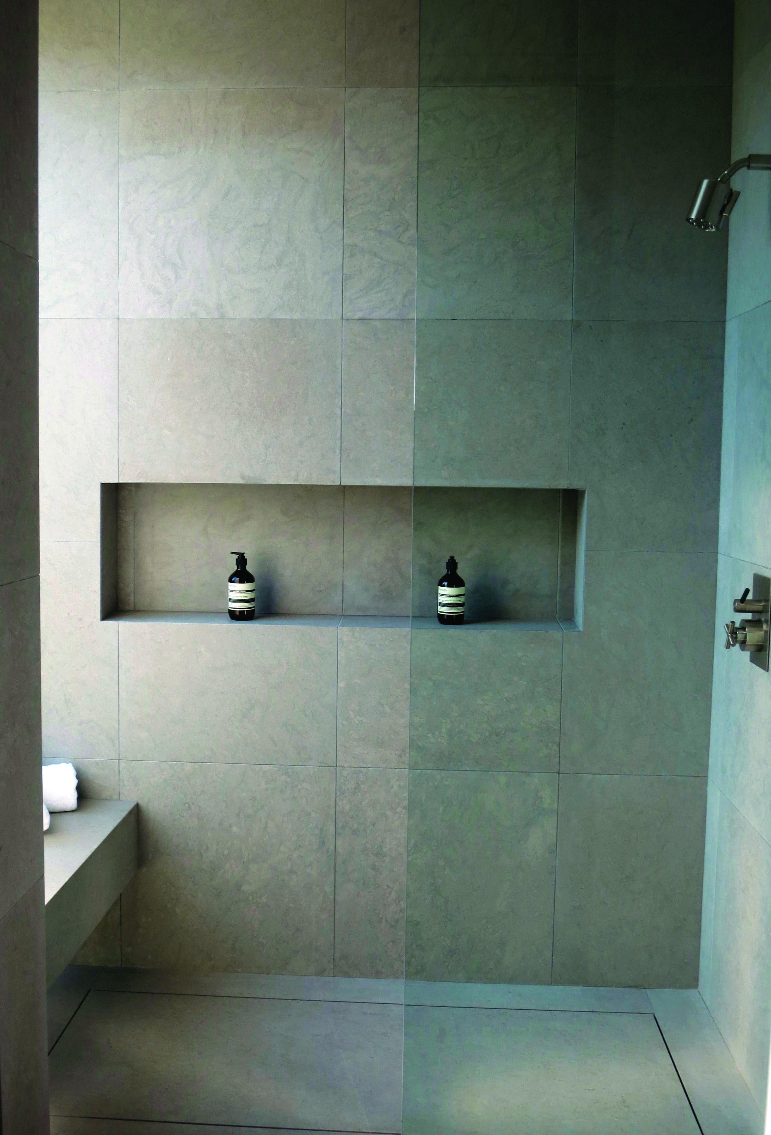Leading Marble Shower Niche Ideas On This Favorite Site Recessed Shower Shelf Large Tile Bathroom Shower Shelves