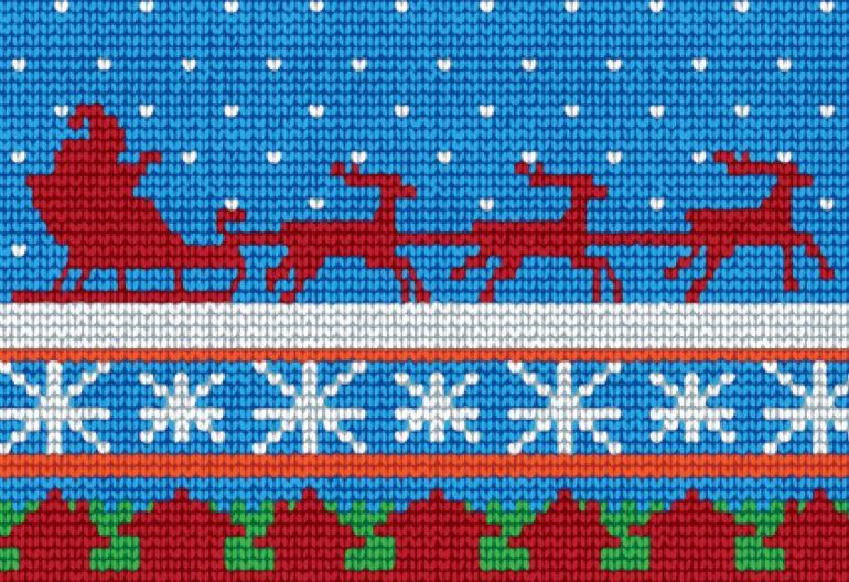 25 Free Knitting Patterns For Christmas Stockings Knitting Women