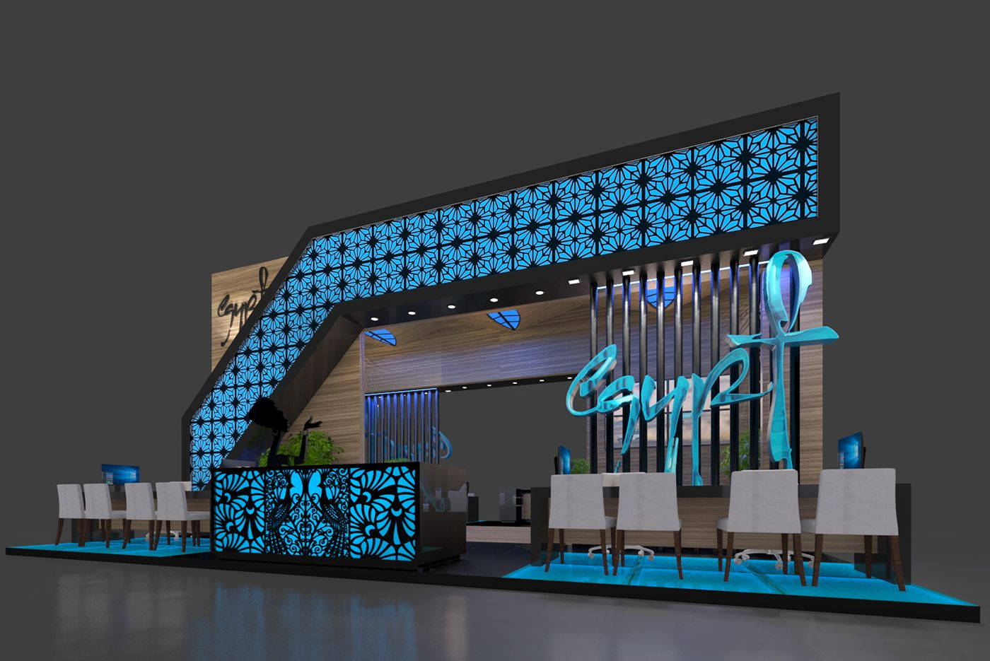Expo Stand Egitto : Egypt event wtm london 2017 exhibition stand exhibition booth