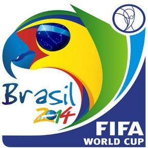 World Cup slogan: 'All in one rhythm' - Brazil 2014