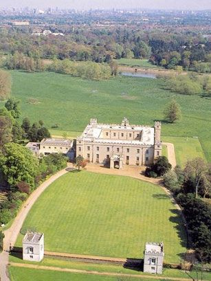 This Was Once Syon Abbey Where Katherine Howard Imprisoned While Investigations Into Her Adultry Against King Henry Viii Proceeded