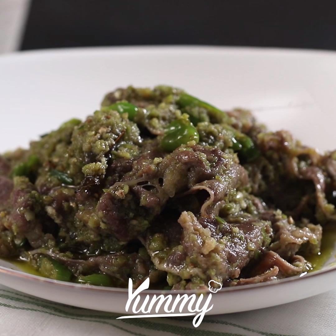 Video Lidah Cabe Ijo Resep Daging Resep Daging Sapi Resep Masakan Asia