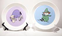 Muumi matalat lautaset ♥  Yhtään ei vielä ole.