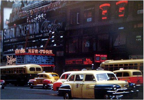 nyc 1950