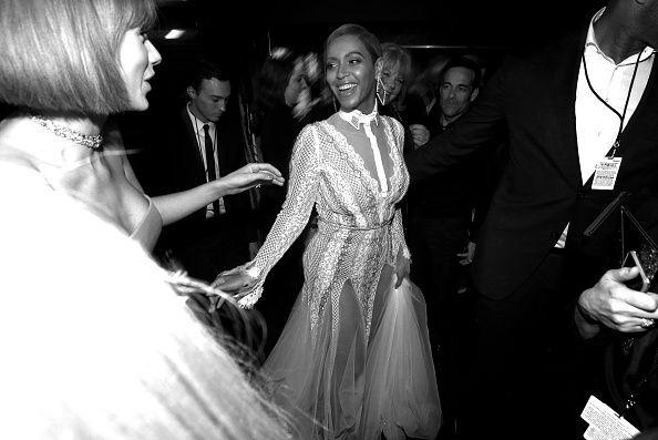 Beyoncé at the 2016 Grammys