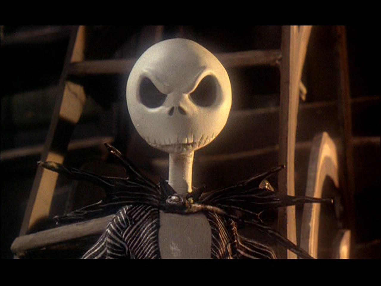 Jack Skellington Movie Stills