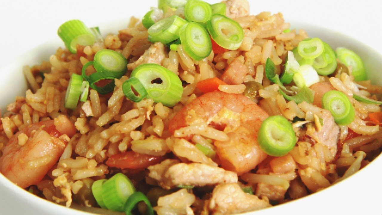 How to make special fried rice video recipe recepies pinterest how to make special fried rice video recipe ccuart Image collections