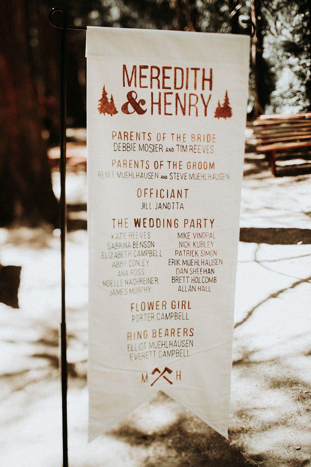 A Summer Camp Themed Wedding In Big Bear In 2020 Summer Camp