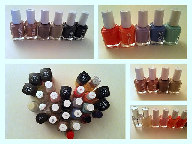 you can never have enough essie