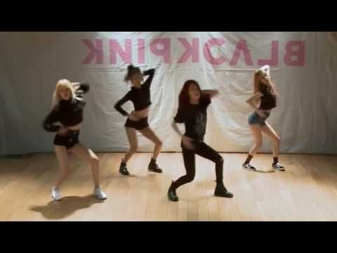 Blackpink Playing With Fire Mirrored Dance Practice