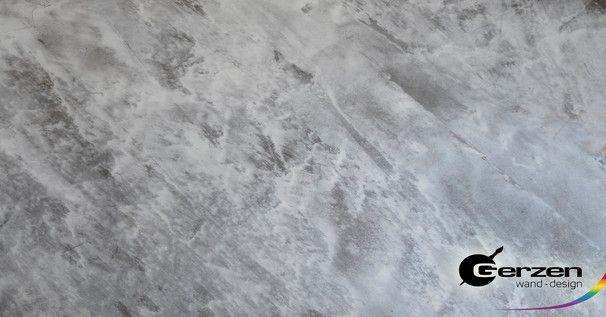 Stucco Veneziano mit Silber-Effekt Oberflächendesign - Wand - wanddesign