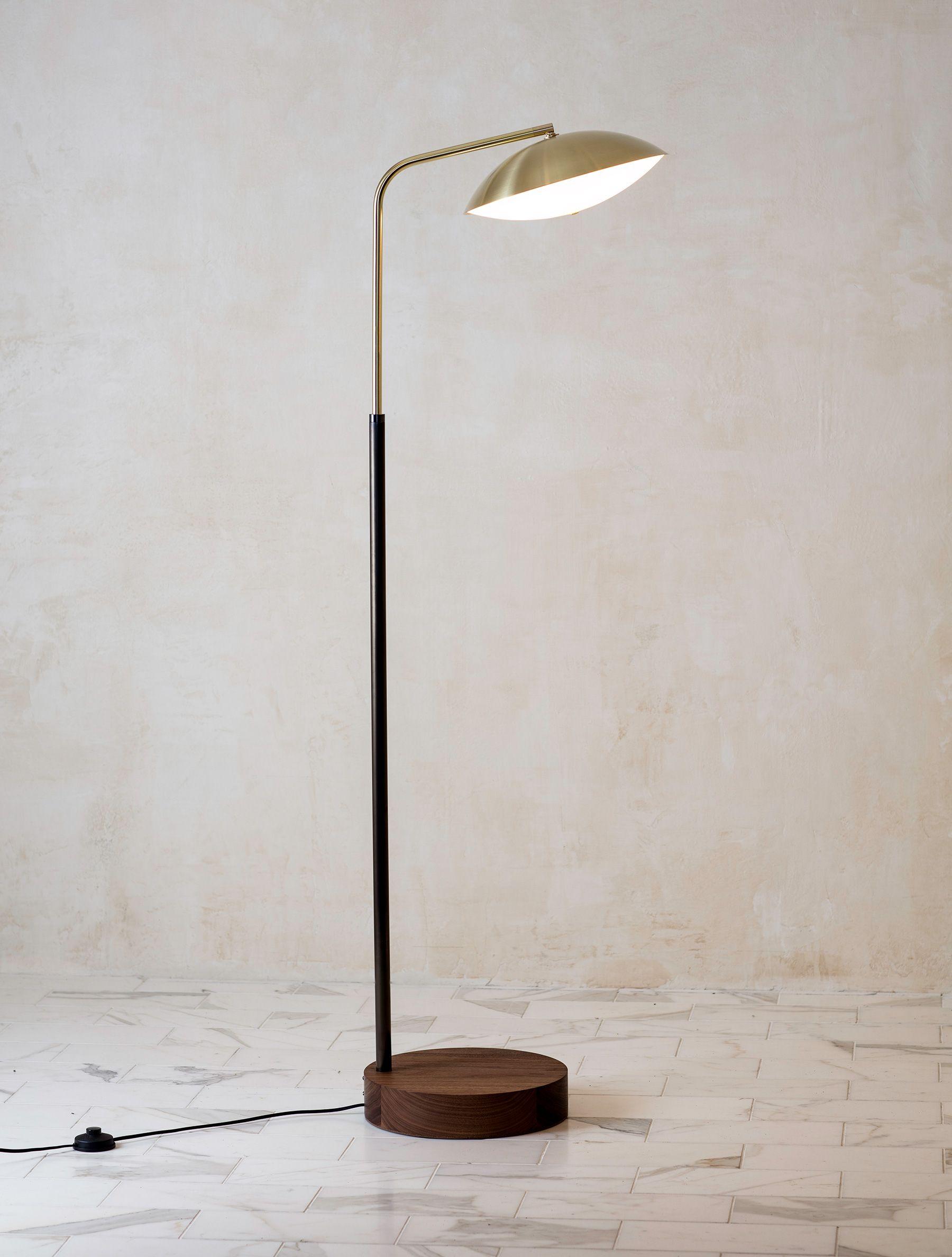 Crest Floor Lamp Floor Lamp Lamp Glass Diffuser