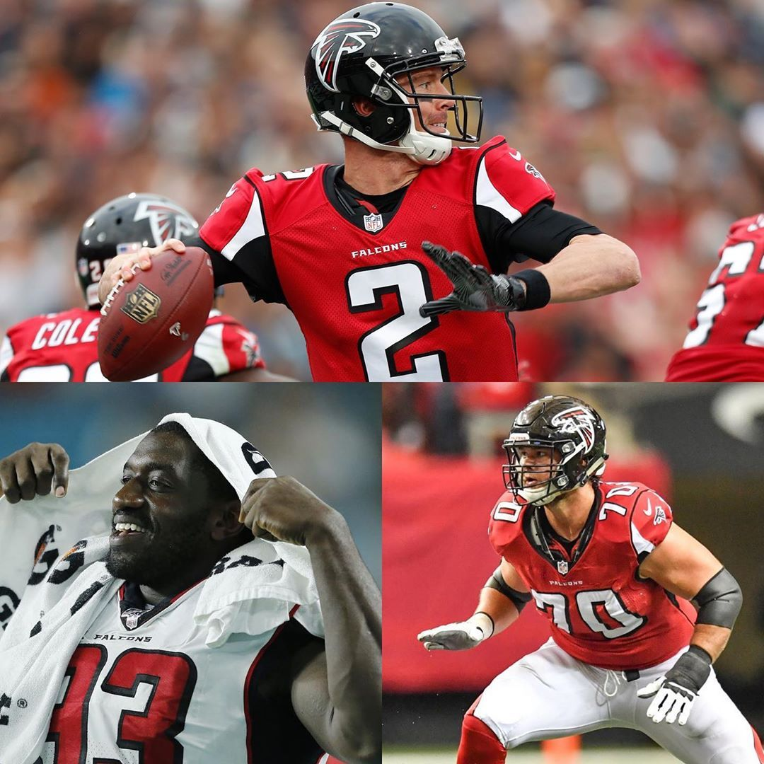 Atl Sb On Instagram Matt Ryan Allen Bailey And Jake Matthews Have All Restructured Their Contracts This Could Possibly Indicate In 2020 Julio Jones Matt Ryan Atl