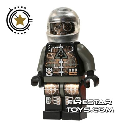 LEGO Space - Insectoids - Droid - Silver | Space LEGO Minifigures | LEGO Minifigures | Firestartoys.com