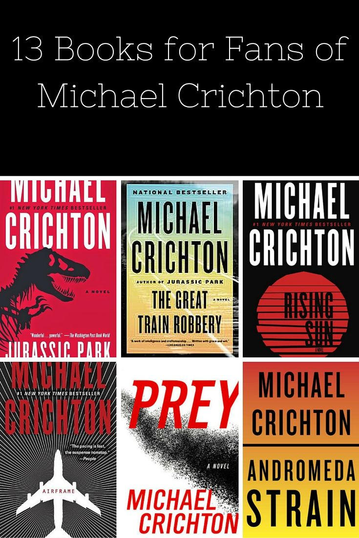 michael crichton prey