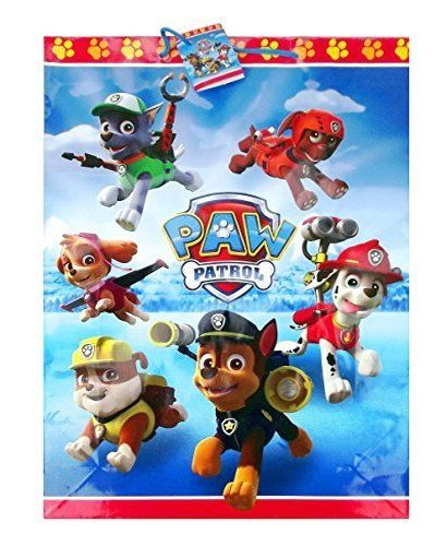 Jumbo PAW Patrol Gift Bag Party Supplies