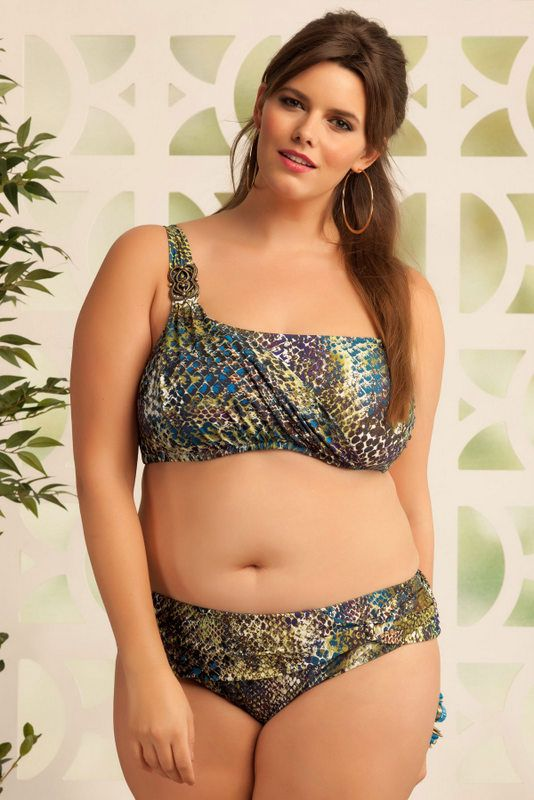 f6f7eb0dd2 The Ultimate 2013 Plus Size Swimwear Guide  40+ Swimsuits and ...