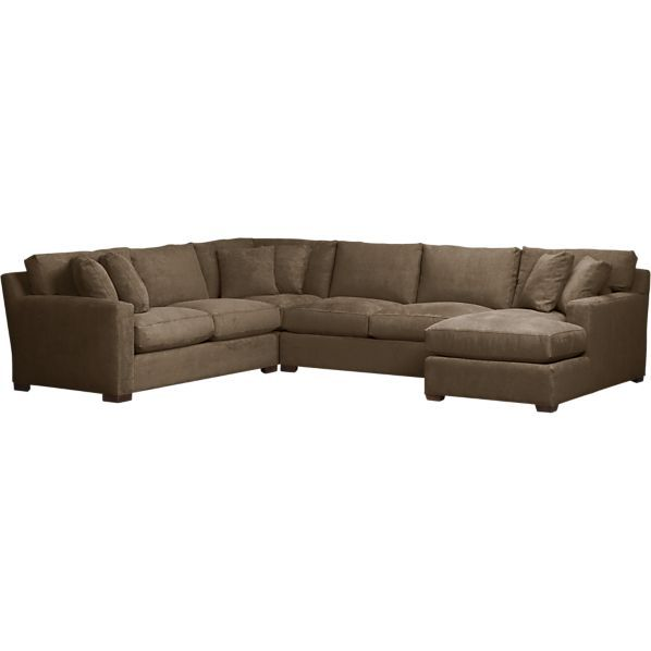 Probably The Most Comfortable Couch Ever Axis 4 Piece