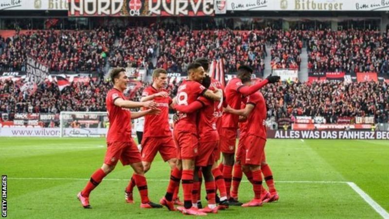 We Re Confident Bundesliga Will Resume Sports Soccer News Bbc Sport