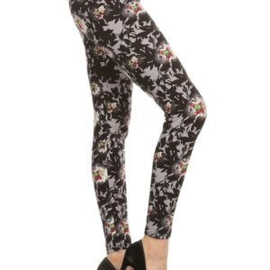 orchid by night 2-10 leggings