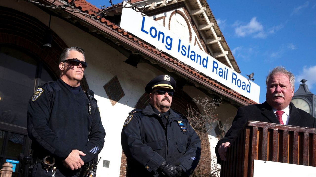 Cameras, police patrols added to LIRR station Long