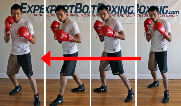 10 Boxing Footwork Tips Boxing Techniques Boxing Training Workout Boxer Workout