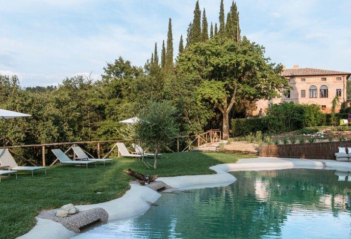 Hotel Villa Armena In Tuscany Italy