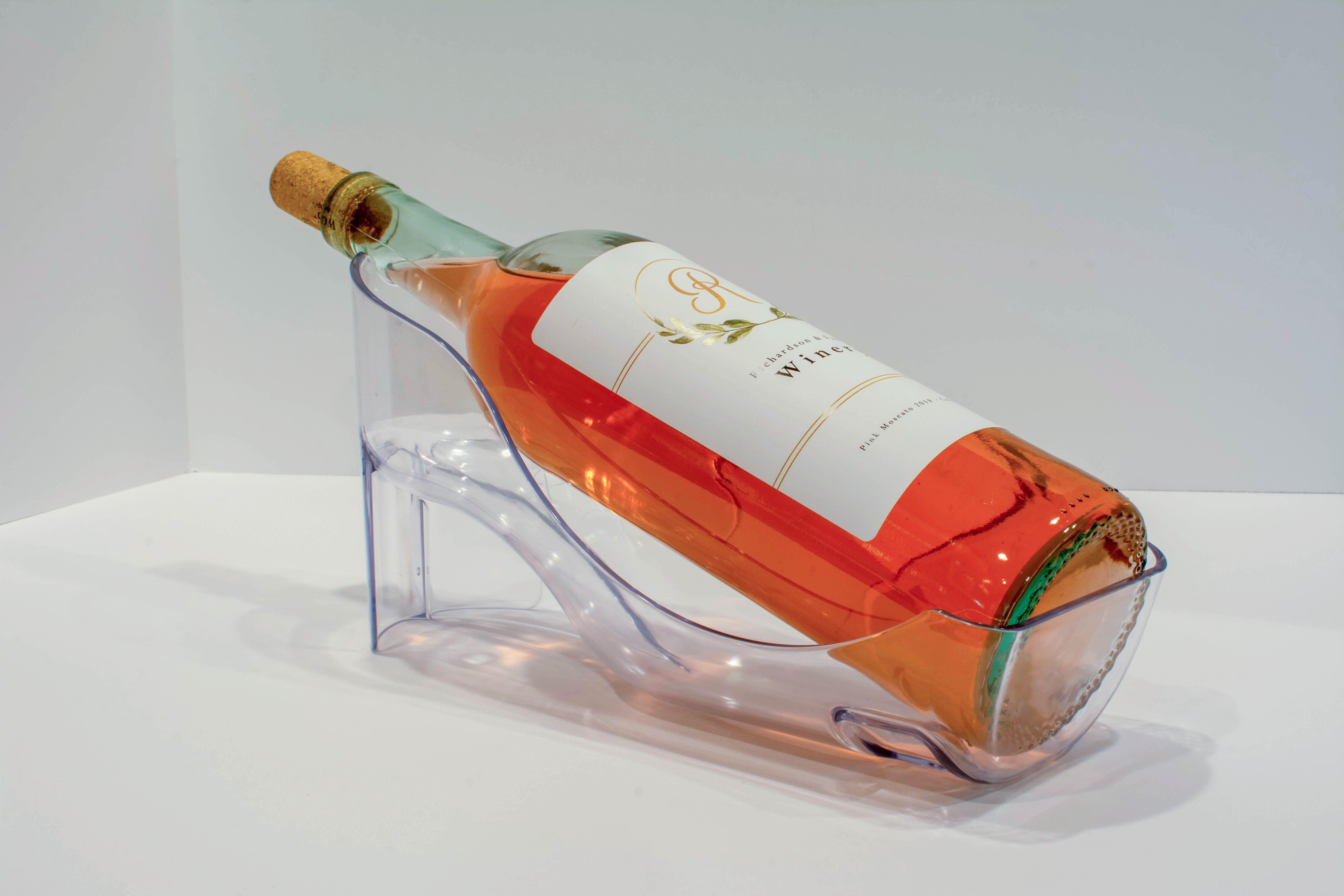 Fridge Wine Saver In 2020 Wine Fridge Wine Holder Wine