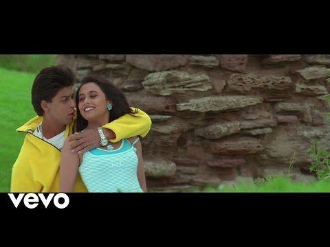 Kuch Kuch Hota Hai Lyric Title Track Shah Rukh Khan Kajol Rani Mukherjee Youtube Youtube Salman Khan Video