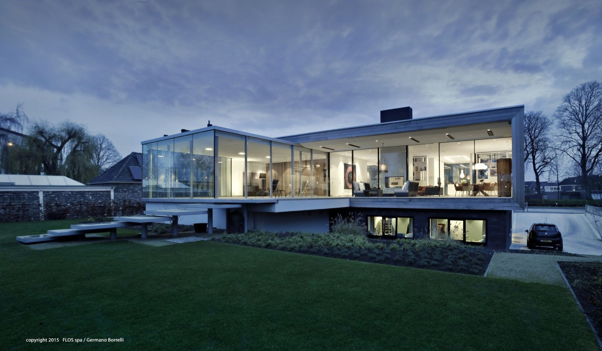 Gallery Of Villa M House Liag Architects 2 Contemporary House House And Home Magazine Architect