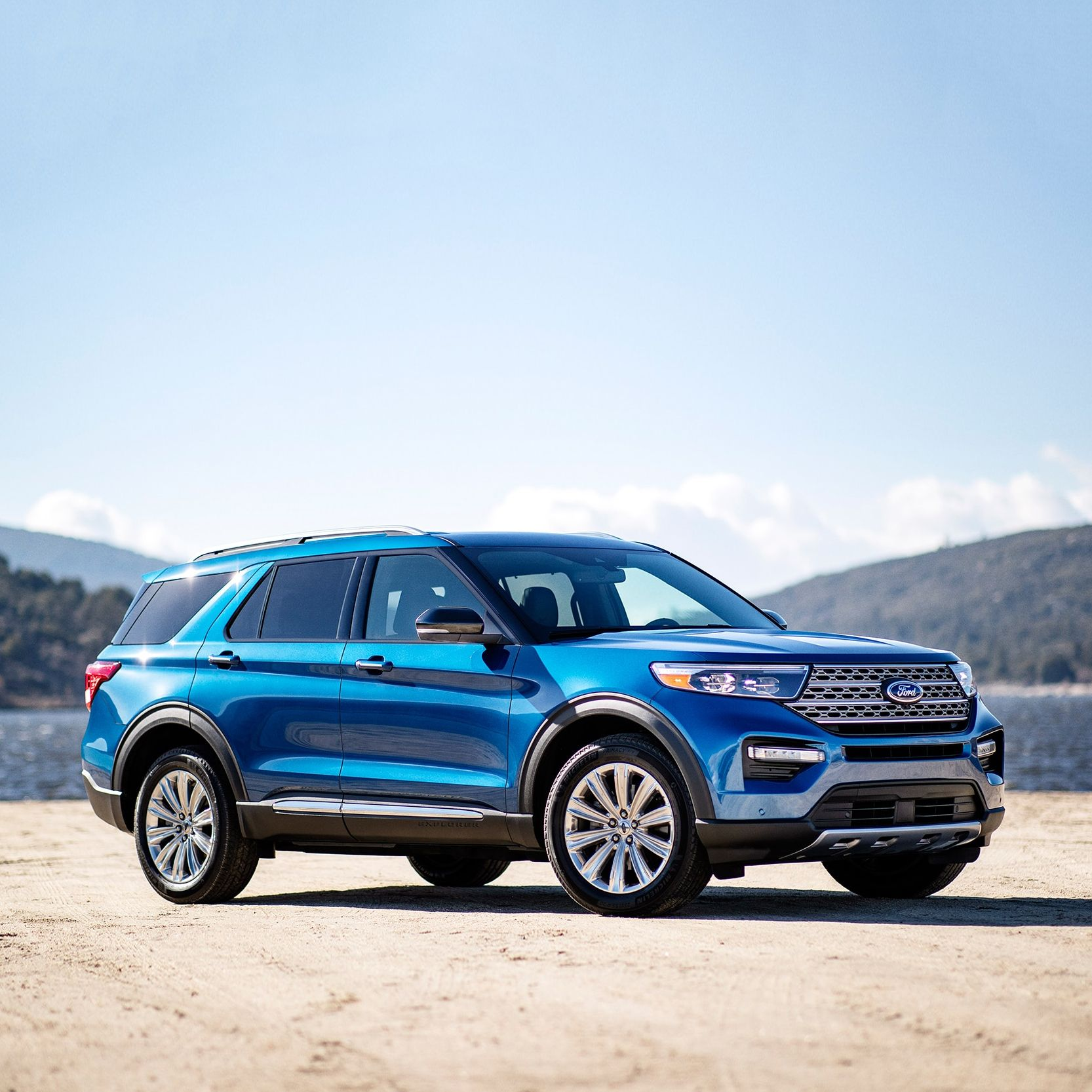 The Switch To A Rear Drive Architecture Has Done The 2020 Ford Explorer A World Of Good We Just Wish You Could Tell By Looking At It Noboringcars 2020 F