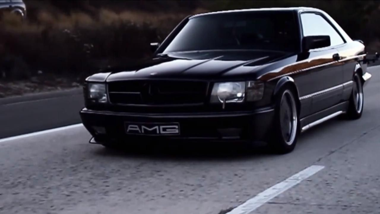 How many amg 6 0 4v w126 sec and sel cars were built amg side shot - Mercedes Benz 500 Sec Gullwing Mercedes Pinterest Mercedes Benz 500 And Mercedes Benz