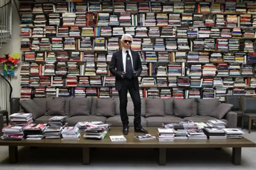 luv your book stacks and your library