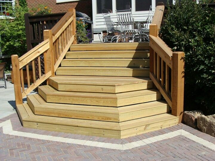 Best Front Door Steps Deck Steps Patio Steps Porch Steps 400 x 300