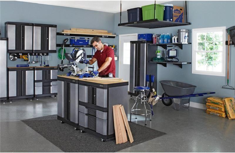 Lowes Kobalt System Garage Organization Garage