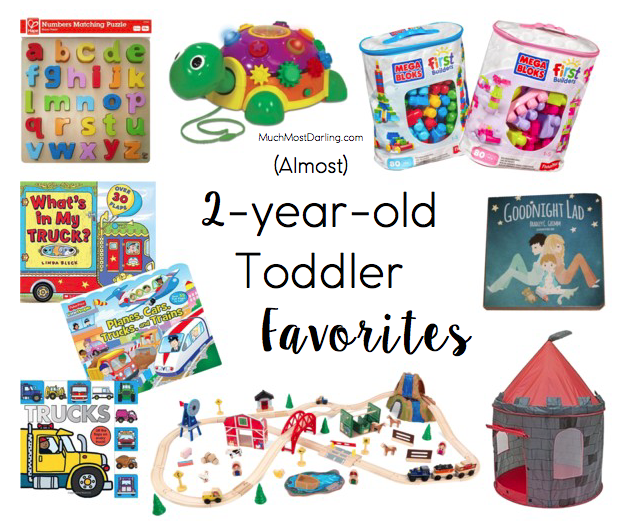 Favorite Toys And Books For 1 5 To 2 Year Olds That Make