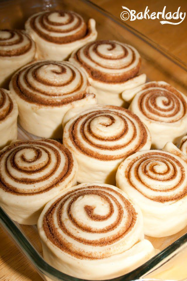 Worlds Best Cinnamon Roll Recipe