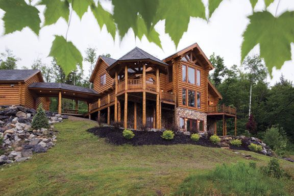 Steep Slope House Plans Home Plans Home Design Cabin