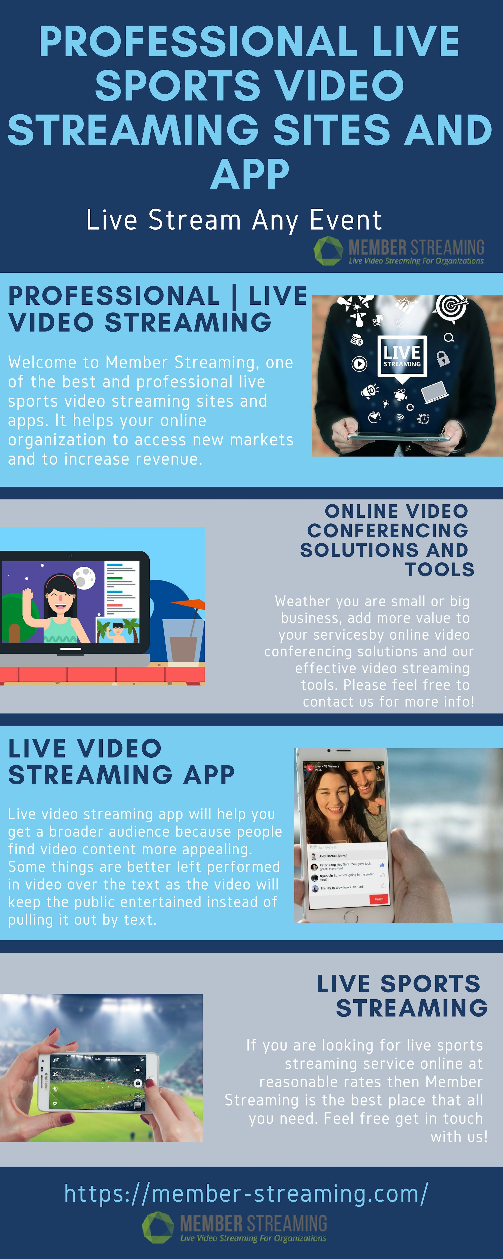 Online Video Streaming service provider allows you to