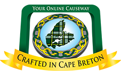 My Crafted in Cape Breton Store Logo Cape breton, Prince