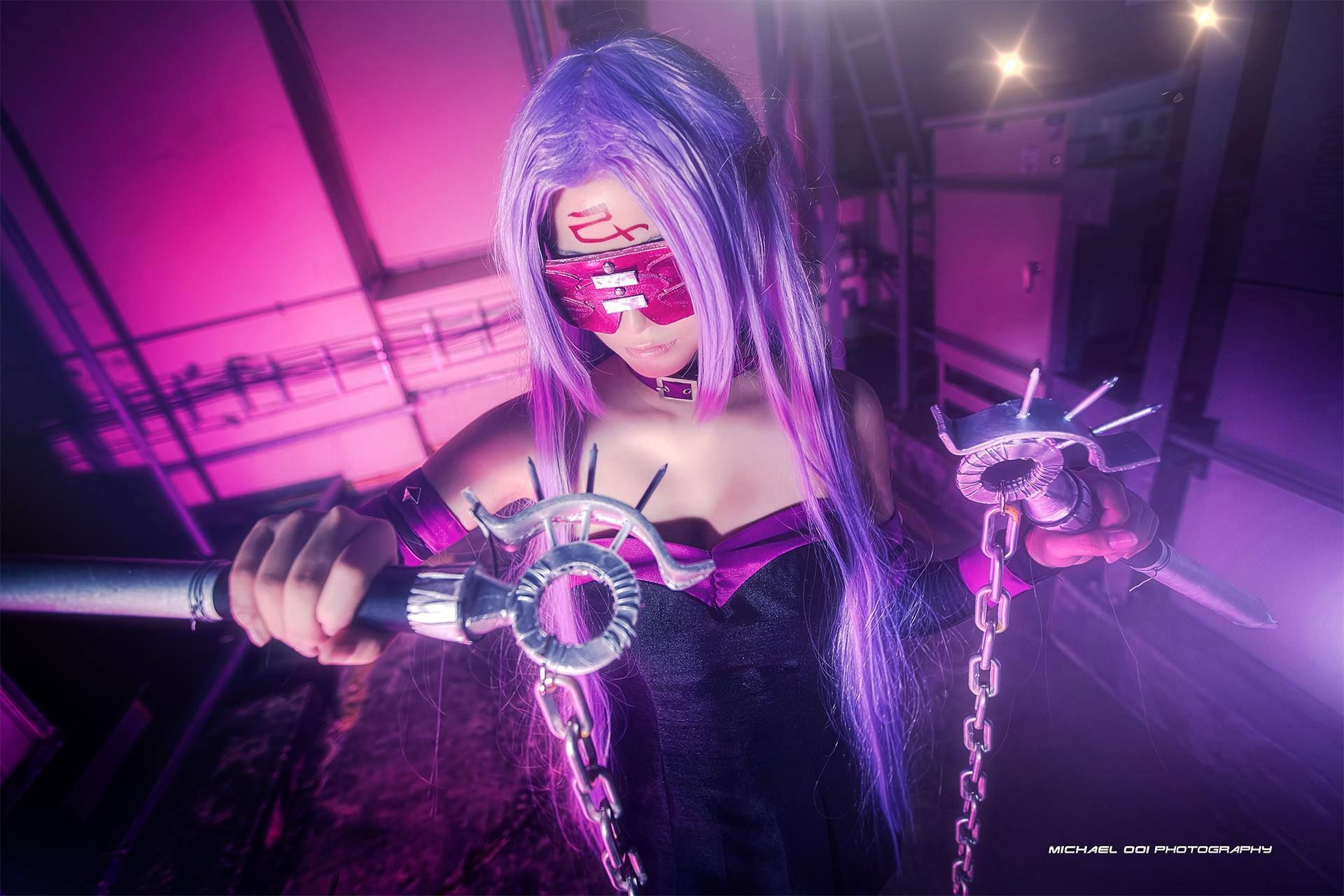 Fate Stay Night: More Rider by mousegirl on DeviantArt