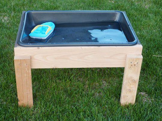 10 kid friendly ideas for backyard fun kids water tablesand