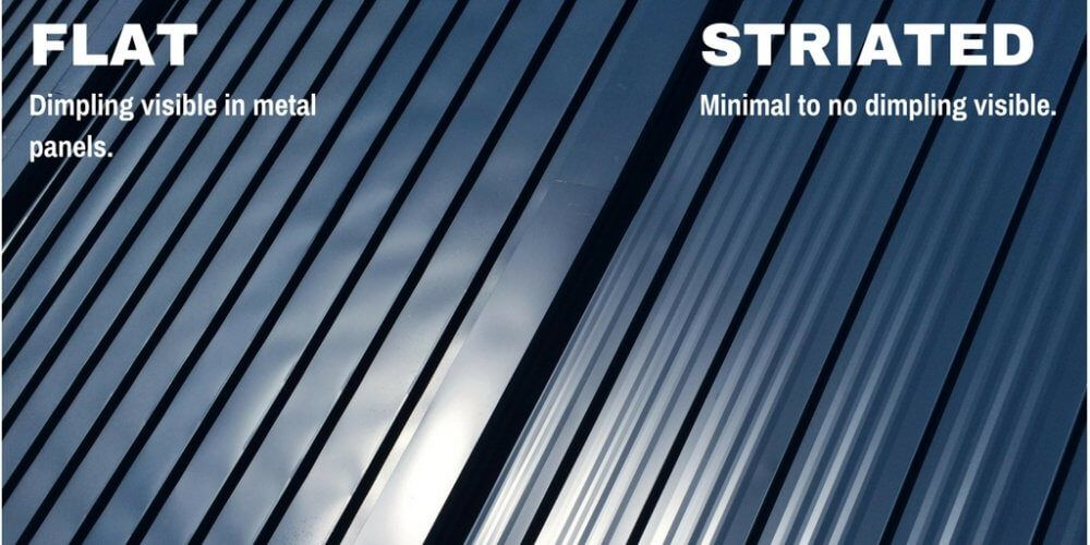 Image Result For Metal Roof Striated Metal Roof Standing Seam Metal Roof Metal Roofing Prices