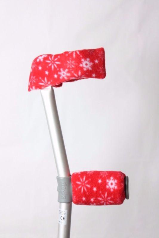 New Padded Handle Comfy Crutch Sleeves Crutch Covers Diy Forearm Crutches Crutches