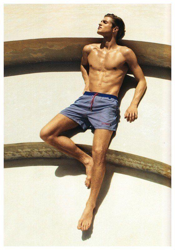 9d83a37208f4 Bañador David Mare Blu Jeans | I ♥ Bañadores hombre | Bañador ...