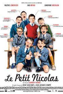 Hilarious Movie About French Boy And His Friends Who Face Challenges Of First Year School Life Family Movies Streaming Movies French Movies