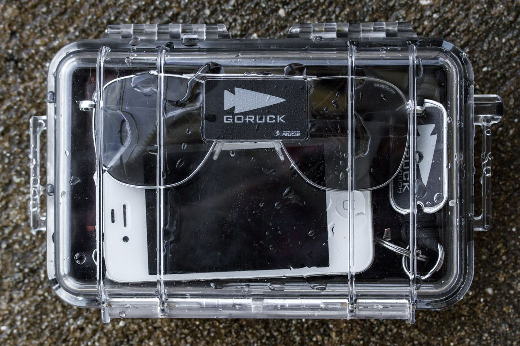 GORUCK | Gear Built in the USA. Events that Build Better Americans.. | GORUCK Pelican Case - 1040