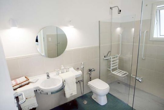 accessible bathroom - Google Search Open Shower Room Pinterest